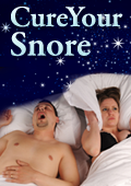 E-book:  Cure Your Snore