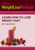E-book:  Elite Weight Loss Package