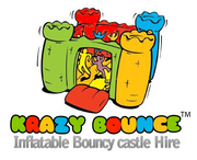 Krazybounce Inflatable Bouncy Castle Hire