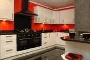 White High Gloss Kitchen For Sale