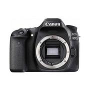Canon EOS 80D 24.2MP Digital SLR Camera 777