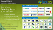One Stop Shop for all your Catering Parts in the UK